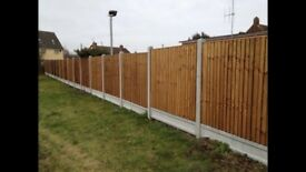 We make timber Fenceing and decking made to measure Liverpool /joiner/ joinery /garden fence
