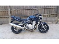 SUZUKI GSF BANDIT 1250 2008 K8 LOW MILEAGE NOT 600 650 1200 NO PX