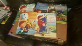 Harry's Bucket Full Of Dinosaurs Books x5