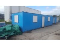 32FT OFFICE CONTAINER DRYING ROOM/ IDEAL BUILDING SITE/OFFICES/CAR SALES