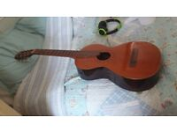 Requinta half size guitar