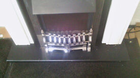 electric fireplace ,