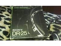 Vintage Sony headphones