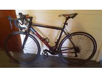 Carrera virtuoso men's road bike fully working racer racing bicycle for sale boardman specialized
