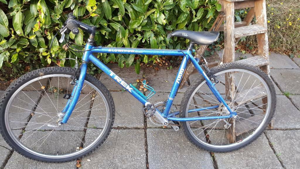 Trek 7000 classic 90s mountain bike