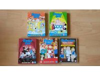 Family Guy Series 4 - 7 Boxed Sets