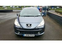 Peugeot 207 sport 1.4 Full service history 2 owners