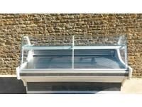 2000mm serve over display counter