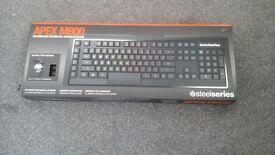 Steel series keyboard apex m800