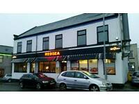 Restaurant and Takeaway business For sale