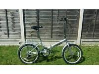 Mayfair fold up bike