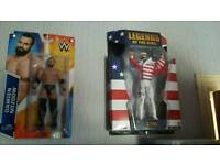 Wwe wrestling figures new