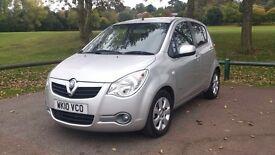 AUTOMATIC, 14,100 MILES, Full Service History + BRAND NEW MOT Vauxhall Agila / Suzuki Splash