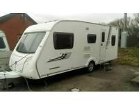Swift Caravan CHARISMA 540 2009