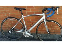 Specialized Allez 24 Road bicycle with carbon forks