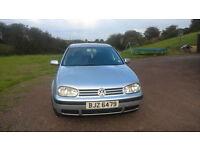 selling VW Golf