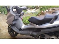 Scooter piaggio x8 2007 mot agust 2018