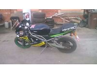 125 CC FOR SALE Sachs XTC