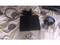 Xbox one 500gb