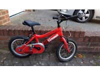 Ridgeback 14 - Kids Bike