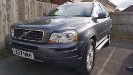 Volvo xc90 D5 cambelt done,new tyres and brakes!