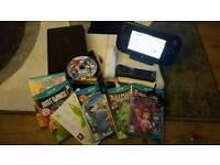 Wii u plus accessories and games