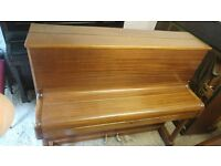 Immaculate 'Langar' Upright Console Piano - CAN DELIVER
