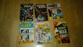 37 x vintage comics sinister tales inhumans metal man atom 1963 flash 1967