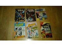36 x vintage comics sinister tales inhumans metal man atom 1963 flash 1967