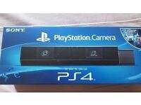 Sony PlayStation 4 Camera (PS4). BRAND NEW! SEALED