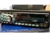 Alpine CDA9811 CD receiver