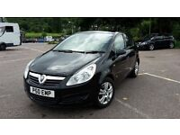 For sale Vauxhall Corsa 08 , 58 plate. 1.2 petrol