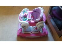 Baby Walker very good clean condition!