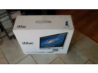 """iMac 21.5"""" Excellent Condition, Boxed 8gb RAM 500gb HDD"""