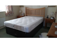 Double Bed Size 4ft 6ins