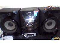 Sony stereo 470 watt
