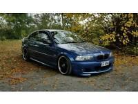 BMW E46 330ci M Sport