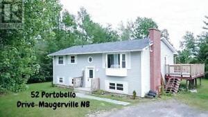 52 Portobello Drive Maugerville, New Brunswick
