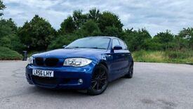 image for BMW 1 SERIES M SPORT, FSH, BEIGE INTERIOR, 2.0 L