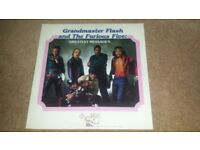 GRAND MASTER FLASH ''GREATEST MESSAGES''ORIGINAL UK 1983/84 PRESSING SUGARHILL RECORDS LABEL