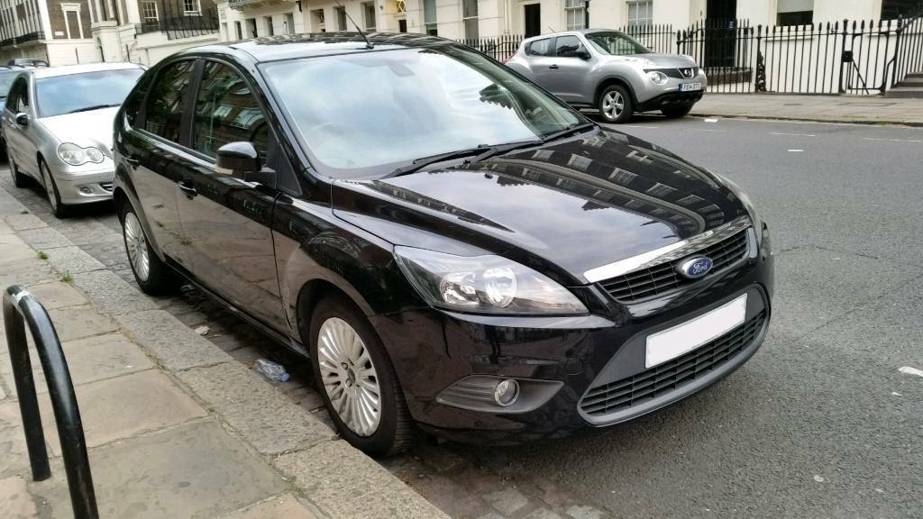 Ford Focus 2008 Titanium 1 6 Petrol Hpi Clear Cambelt Black Mk2 5 Facelift Timing Belt In Holborn London Gumtree