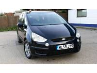 2010 FORD S MAX DIESEL 7 SEATS LOW MILEAGE