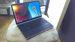 Dell XPS 13 Touch Screen 256 gig SSD Intel Core i5 Very Slim & Light Weight 8gb Ram 1920 x 1080 Full HD Camera Laptop