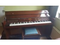 Eavestaff Mini Piano. In good used condition. Comes with original storage seat. £80ono