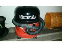 Numatic vacuum cleaner £ 45