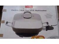 Prestige a la carte electric 28cm non stick multicooker