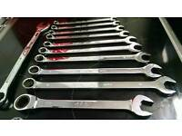 Mac tools long knuckle saver spanners