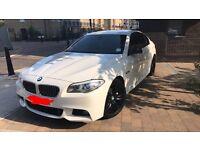 BMW 5 SERIES F10 CARBON FIBRE EFFECTXXXHEAD TURNERXXXX