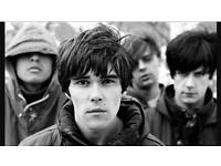 3 x seated The Stone Roses tickets Hampden 24 June 17
