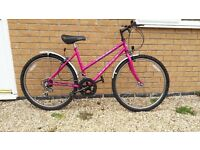 Ladies/girls mountain bike used once, very good condition